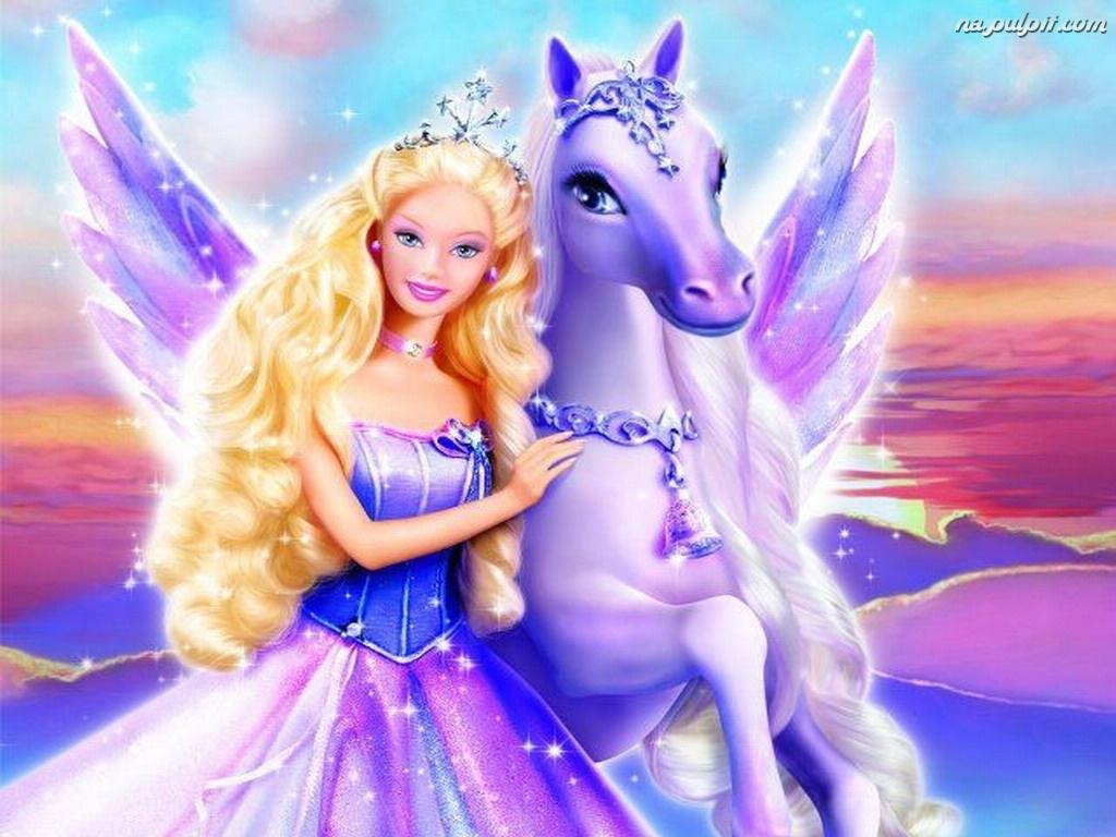 Про что игры Барби (Barbie) для девочек.